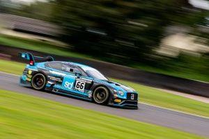 #66 Team Parker Racing Bentley Continental GT3: Nick Jones, Scott Malvern