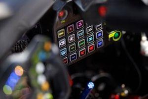 #6 Acura Team Penske Acura DPi, DPi: Juan Pablo Montoya, Dane Cameron, dashboard