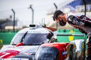 #7 Toyota Gazoo Racing Toyota TS050: Kamui Kobayashi takes HyperPole