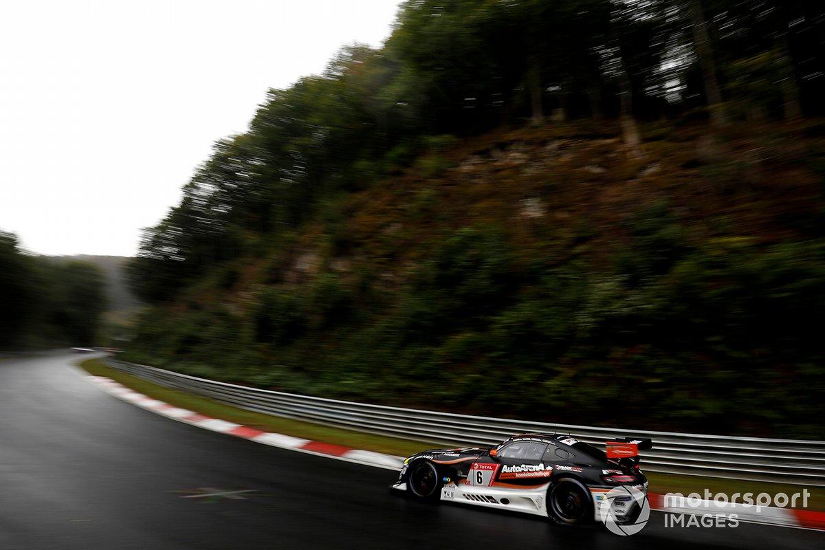 #6 Mercedes-AMG Team HRT AutoArena Mercedes-AMG GT3: Patrick Assenheimer, Dominik Baumann, Dirk Mu?ller, Maro Engel