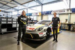 Simona De Silvestro, Timo Bernhard, ROWE Racing