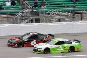 Ryan Newman, Roush Fenway Racing, Ford Mustang Hy-Vee, Austin Dillon, Richard Childress Racing, Chevrolet Camaro American Ethanol