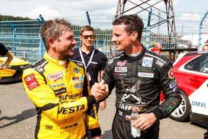 Кирилл Ладыгин, Lada Sport, и Дмитрий Брагин, Taif Motorsport