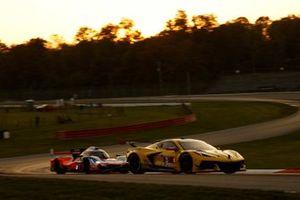 #7 Acura Team Penske Acura DPi, DPi: Helio Castroneves, Ricky Taylor, #3 Corvette Racing Corvette C8.R, GTLM: Antonio Garcia, Jordan Taylor