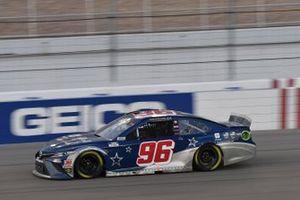 #96: Daniel Suarez, Gaunt Brothers Racing, Toyota Camry Team USA Toyota