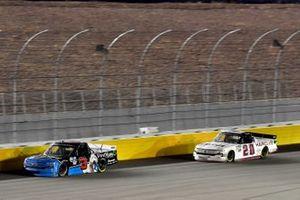 Jordan Anderson, Jordan Anderson Racing, Chevrolet Silverado Bommarito.com/Sefton Steel Spencer Boyd, Young's Motorsports, Chevrolet Silverado Hairclub