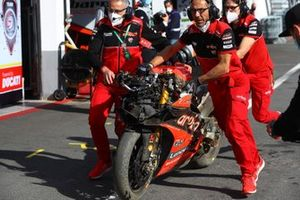 Bike von Scott Redding, Aruba.it Racing Ducati