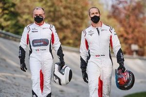 Luca Pastorelli, Krypton Motorsport e Bashar Mardini, Tsunami RT