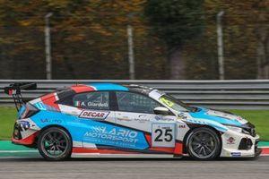 Alessandro Giardelli, MM Motorsport, Honda Civic Type R TCR