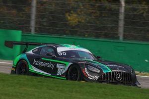 Alexander Moiseev, Loris Spinelli, AKM Motorsport, Mercedes AMG GT3
