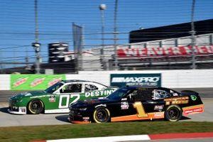 Brett Moffitt, Our Motorsports, Chevrolet Camaro Destiny Homes and Michael Annett, JR Motorsports, Chevrolet Camaro TMC