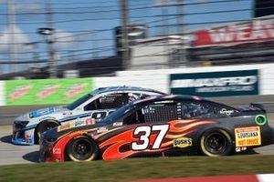 Ryan Preece, JTG Daugherty Racing, Chevrolet Camaro Louisiana Hot Sauce, Quin Houff, StarCom Racing, Chevrolet Camaro UNITS