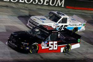 Timmy Hill, Hill Motorsports, Chevrolet Silverado, Trevor Bayne, Niece Motorsports, Chevrolet Silverado Proceller8