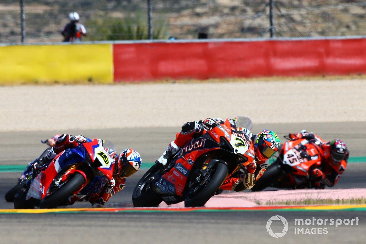 Chaz Davies, Aruba.it Racing Ducati, Alvaro Bautista, Team HRC