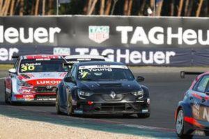 Jack Young, Vukovic Motorsport Renault Megane RS, Gabriele Tarquini, BRC Hyundai N LUKOIL Squadra Corse Hyundai i30 N TCR