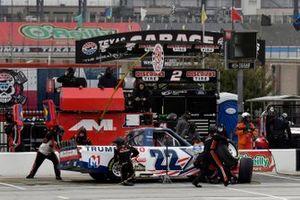 Austin Wayne Self, AM Racing, Chevrolet Silverado Margins PAC/Go Texan
