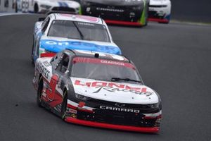 Noah Gragson, JR Motorsports, Chevrolet Camaro Lionel Racing, Daniel Hemric, JR Motorsports, Chevrolet Camaro OnDeck Capital