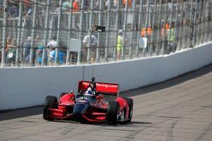 Dario Franchitti drives Honda's Fastest Seat in Sports