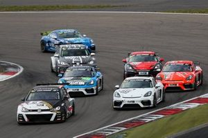 #10 Max Kruse Racing VW Golf GTI TCR: Andreas Gülden, Benjamin Leuchter, Jasmin Preisig