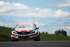 Jack Butel Carlube Triple R Racing with Lucas & Mac Tools Mercedes-Benz A-Class