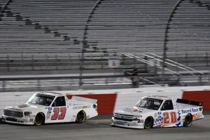 Josh Bilicki, Reaume Brothers Racing, Toyota Tundra Spencer Boyd, Young's Motorsports, Chevrolet Silverado Bucks For The Brave