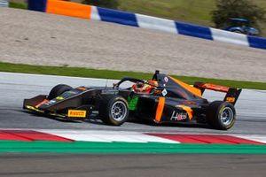 Cola Andrea, F3 Tatuus 318 A.R. #99, Monolite Racing