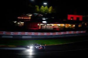 #33 Belgian Audi Club Team WRT Audi R8 LMS GT3: Rik Breukers, Stuart Hall, Benjamin Goethe