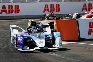 Jake Dennis, BMW I Andretti Motorsport, BMW iFE.21, Jean-Eric Vergne, DS Techeetah, DS E-Tense FE21