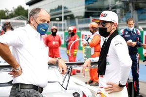 Gerhard Berger, ITR Chairman, Marco Wittmann, Walkenhorst Motorsport