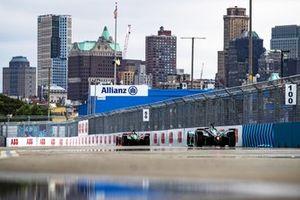 Rene Rast, Audi Sport ABT Schaeffler, Audi e-tron FE07, Mitch Evans, Jaguar Racing, Jaguar I-TYPE 5