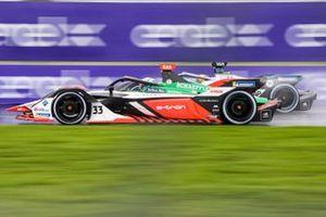 Rene Rast, Audi Sport ABT Schaeffler, Audi e-tron FE07, Stoffel Vandoorne, Mercedes Benz EQ, EQ Silver Arrow 02
