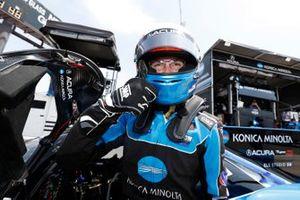 #10 Wayne Taylor Racing Acura ARX-05 Acura DPi: Ricky Taylor