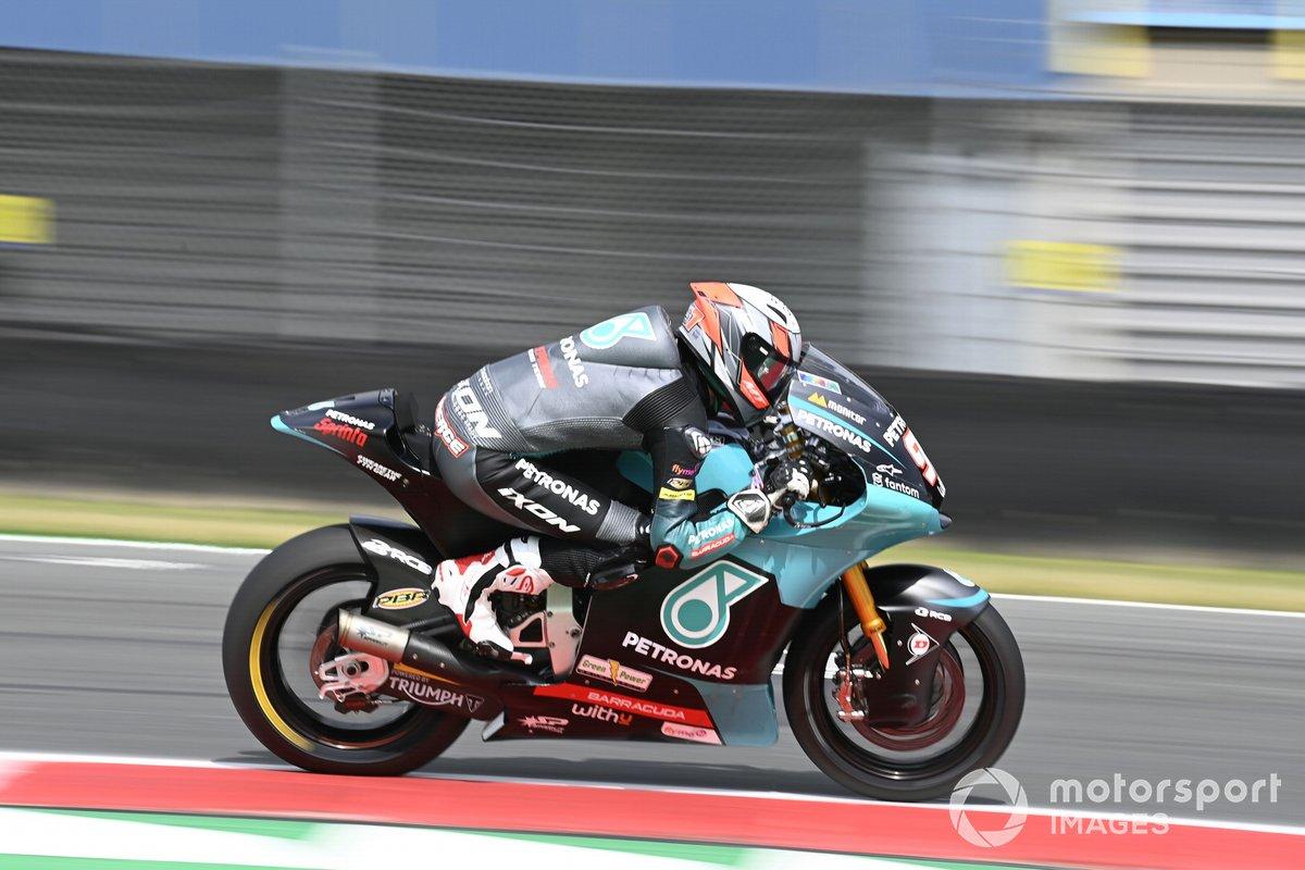 Xavi Vierge, Petronas Sprinta Racing, Moto3
