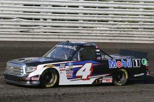 John Hunter Nemechek, Kyle Busch Motorsports, Toyota Tundra Mobil 1