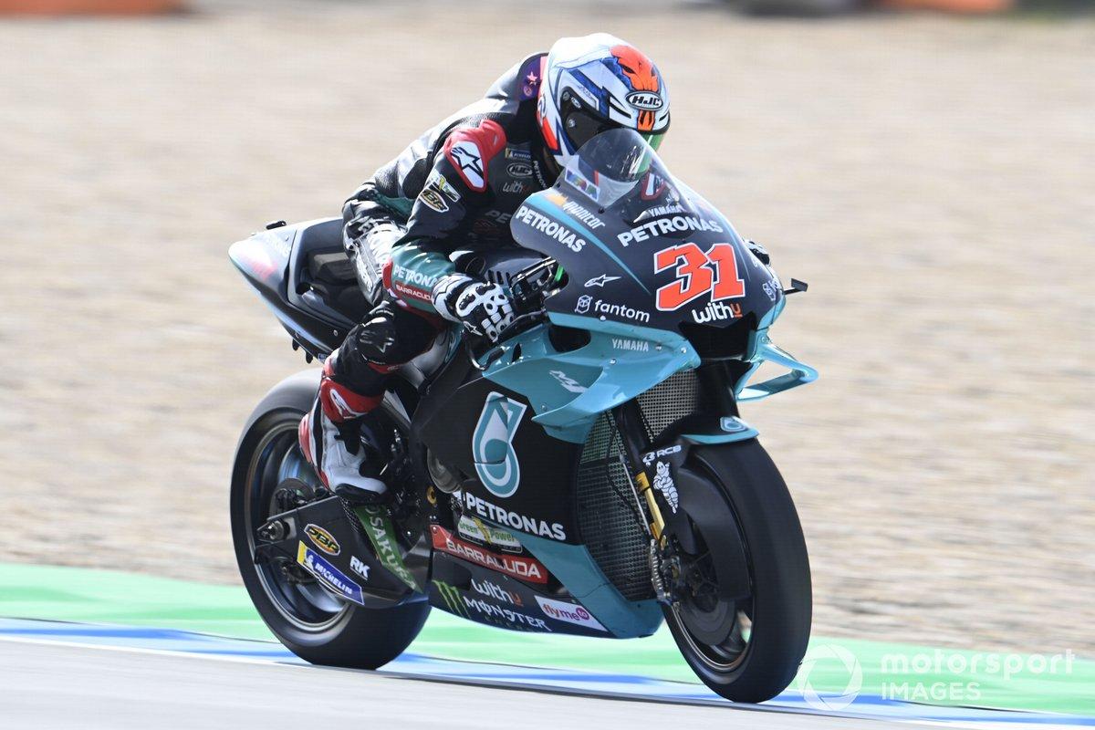 Garrett Gerloff, Petronas Yamaha SRT
