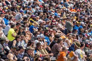 NASCAR-Fans am Dover International Speedway