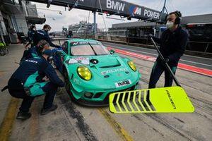 #3 Falken Motorsports Porsche 911 GT3 R: Lance Arnold Arnold, Dirk Werner