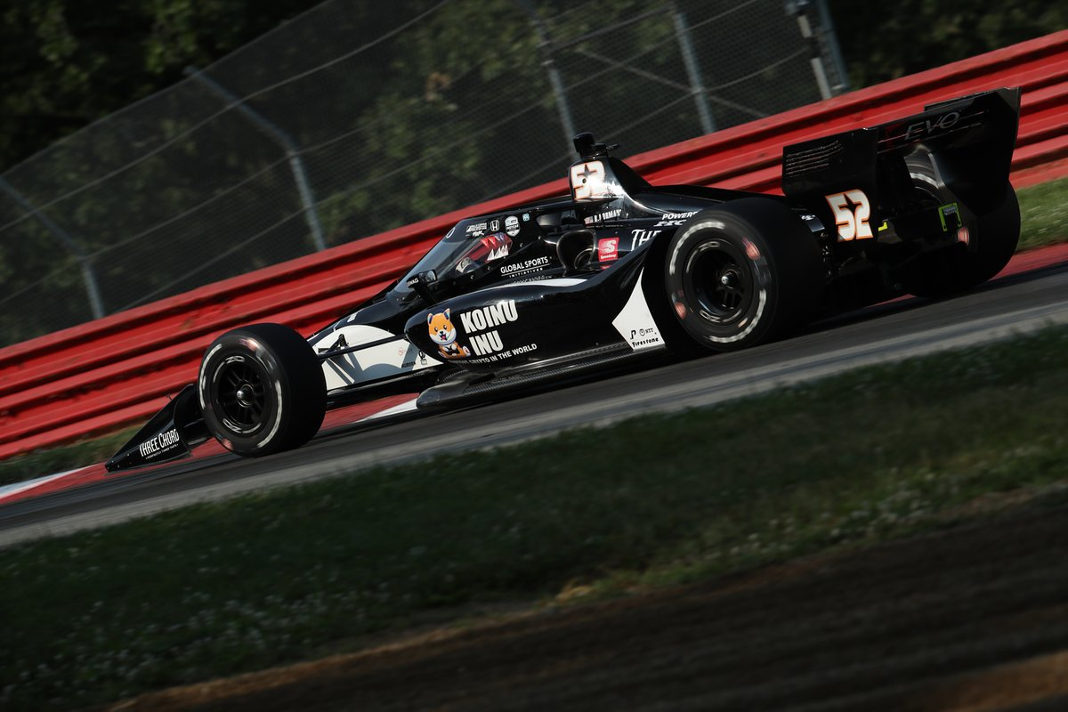 Ryan Norman, Dale Coyne Racing