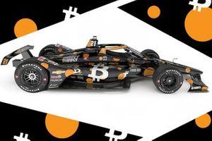 Rinus VeeKay, Ed Carpenter Racing Chevrolet livery for Indy Grand Prix