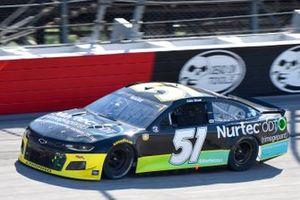 Cody Ware, Petty Ware Racing, Chevrolet Camaro NURTEC ODT Throwback