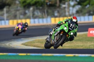 #11 SRC Kawasaki France: Jeremy Guarnoni, Erwan Nigon, David Checa