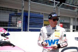 #22 Toksport WRT Mercedes-AMG GT3 Evo: Maro Engel