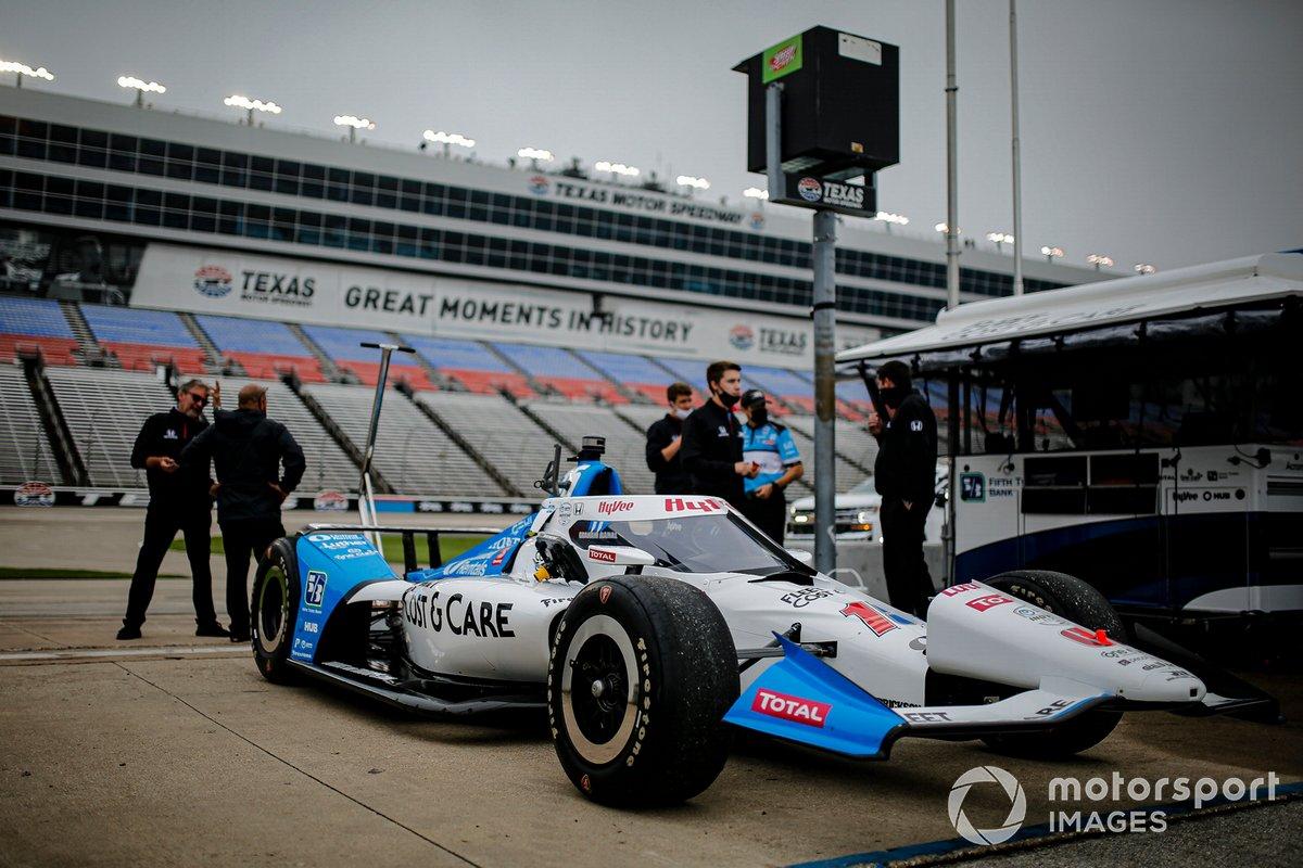 Graham Rahal, team Rahal Letterman Lanigan Racing Honda