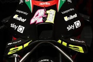 Aleix Espargaro, Aprilia Racing Team Gresini bike