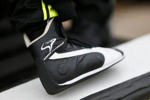 Schuhe: Simon Pagenaud, Team Penske