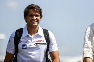 Pietro Fittipaldi, Pilote de réserve, Haas F1