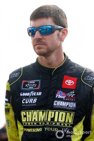 Grant Enfinger, Sam Hunt Racing, Toyota Supra SnapMobile