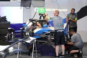 Coche de Jake Dennis, BMW i Andretti Motorsport, BMW iFE.21