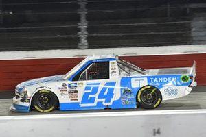 #24: Ryan Reed, GMS Racing, Chevrolet Silverado Tandem Diabetes Care