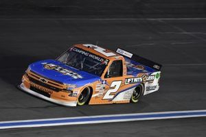 Sheldon Creed, GMS Racing, Chevrolet Silverado